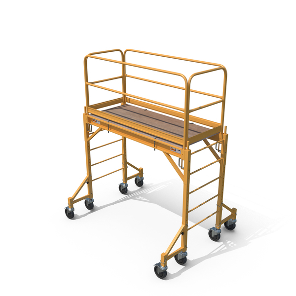 Portable Scaffolding Object