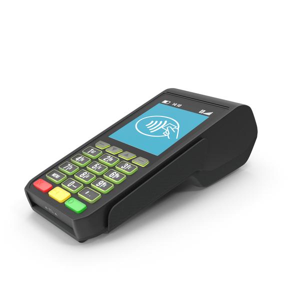 Credit Card: POS Payment Terminal PNG & PSD Images