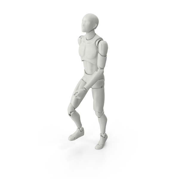 Characters: Posed Male Figure PNG & PSD Images
