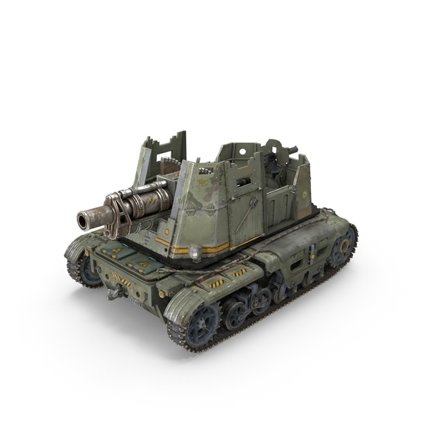 Post Apocalyptic Tank PNG & PSD Images