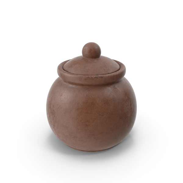 Pot Clay PNG & PSD Images