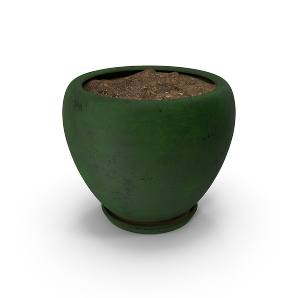 Pot Green PNG & PSD Images