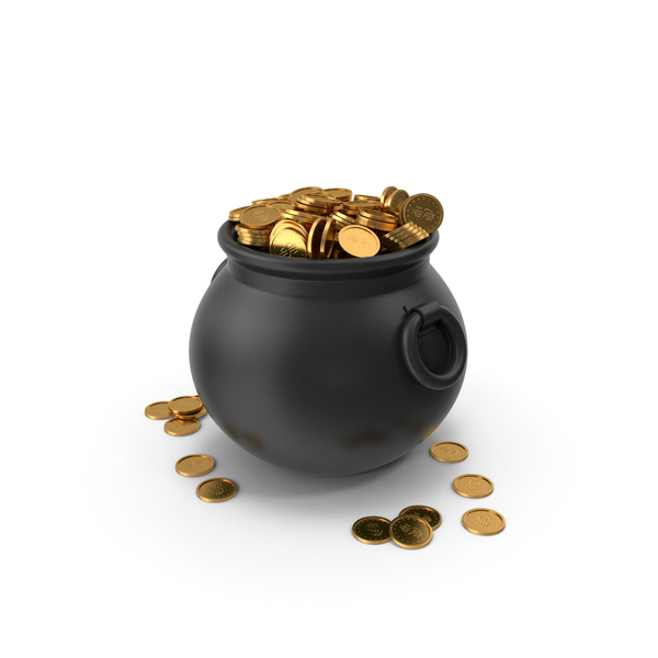 Pot of Gold PNG & PSD Images