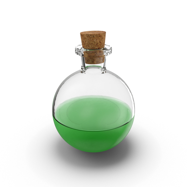 Potion Bottle Object