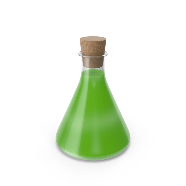 Potion Flask PNG & PSD Images