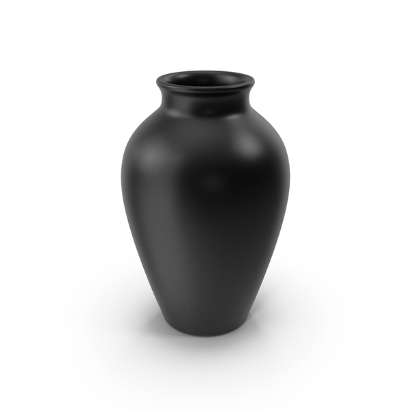 Pottery Black PNG & PSD Images