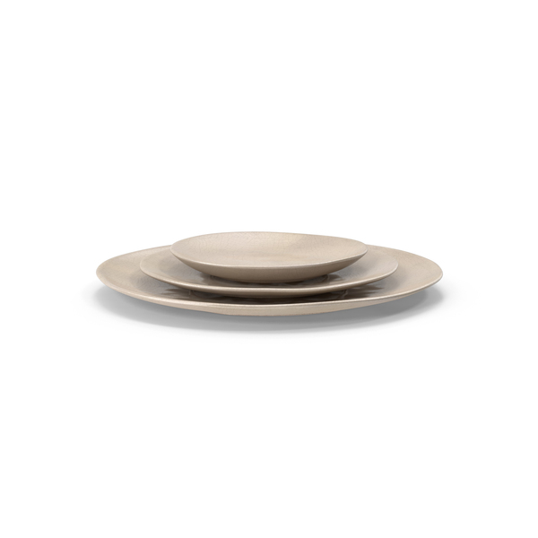 Dinner: Pottery Serving Plate PNG & PSD Images