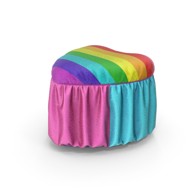 Pouf Heart LGBT PNG & PSD Images