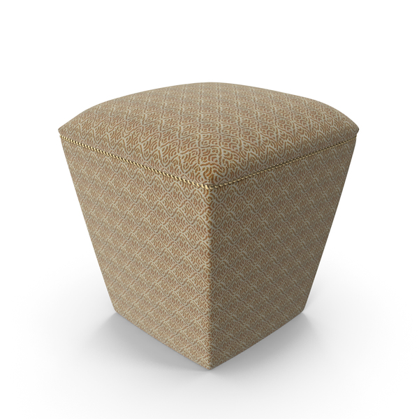 Seating: Pouf Zip PNG & PSD Images