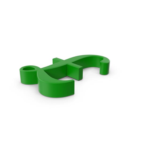 Pounds Symbol Object