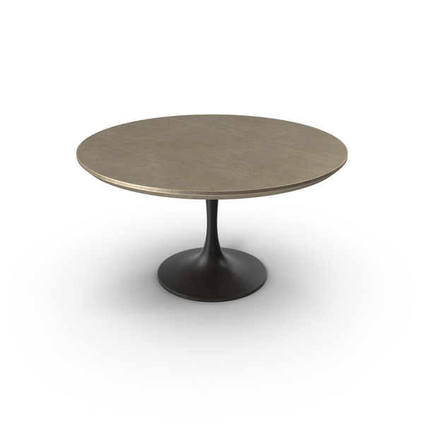 Powell Tulip Base Dining Table PNG & PSD Images