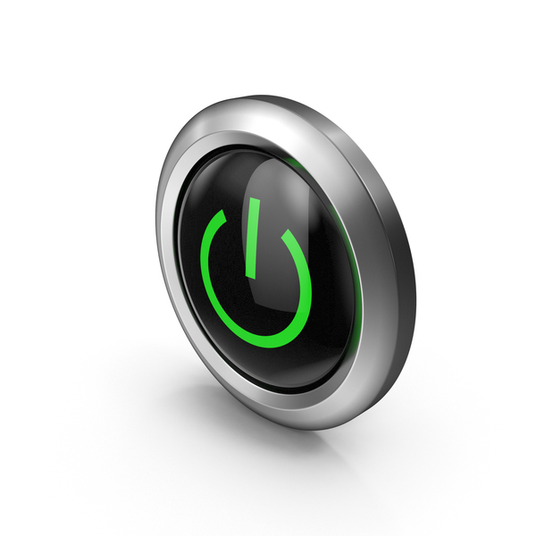 Power Button Icon PNG & PSD Images
