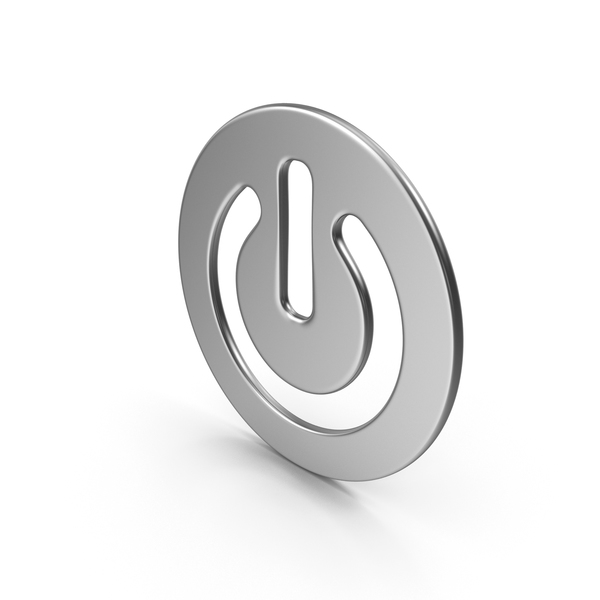 Power Button Symbol PNG & PSD Images