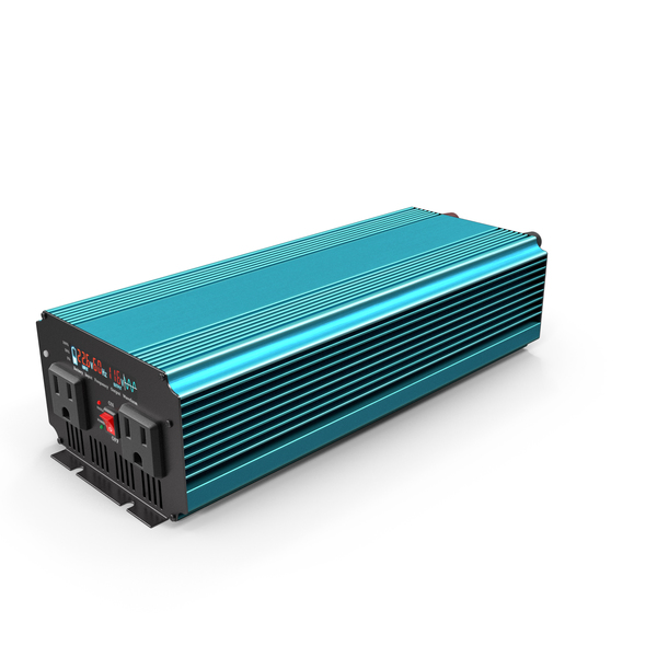 Power Inverter PNG & PSD Images