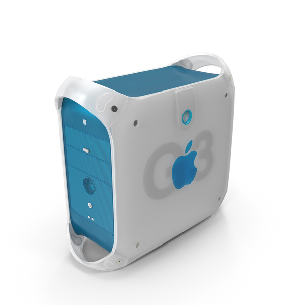 Power Macintosh G3 PNG & PSD Images