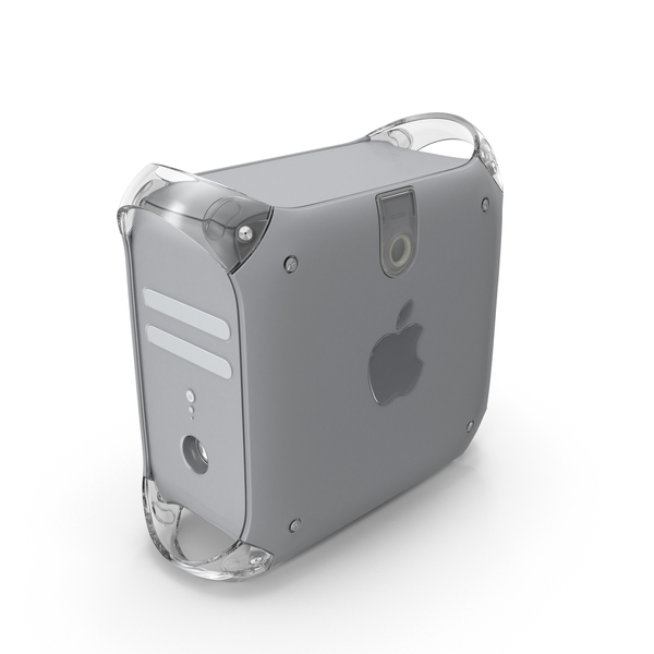 Power Macintosh G4 (Quicksilver) PNG & PSD Images