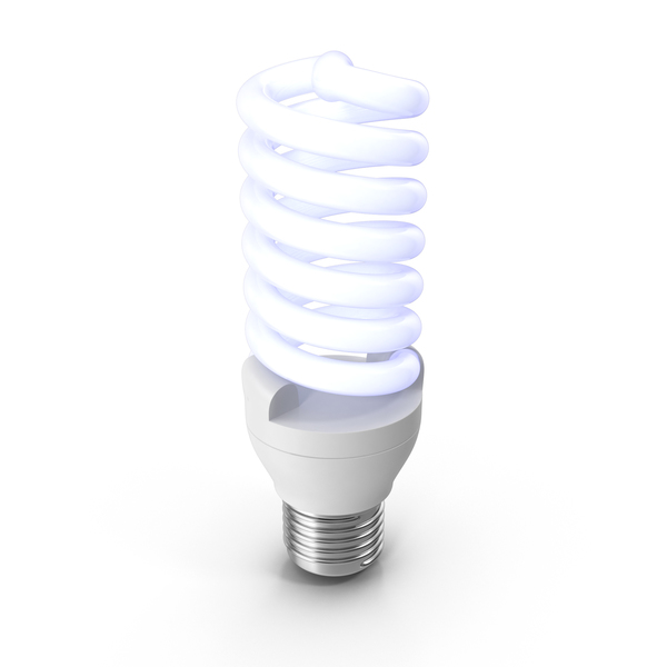 Powersave Lamp PNG & PSD Images