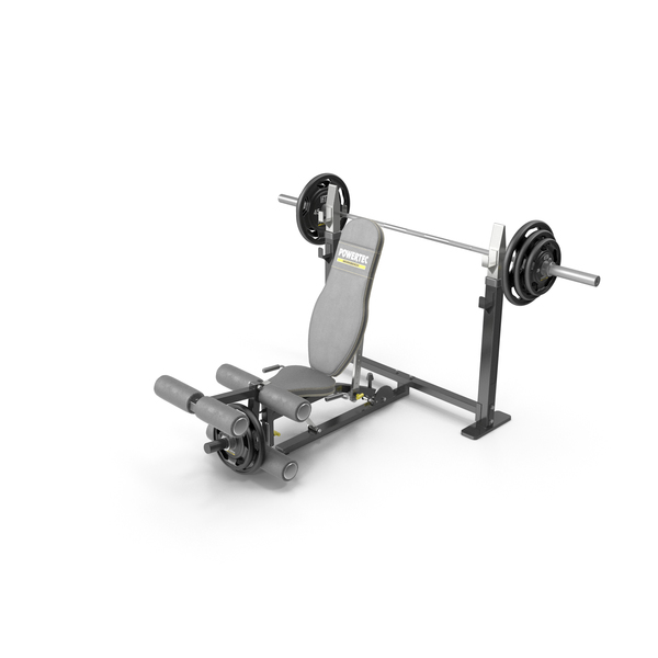 Powertec WB-LLA10 Leg Lift PNG & PSD Images