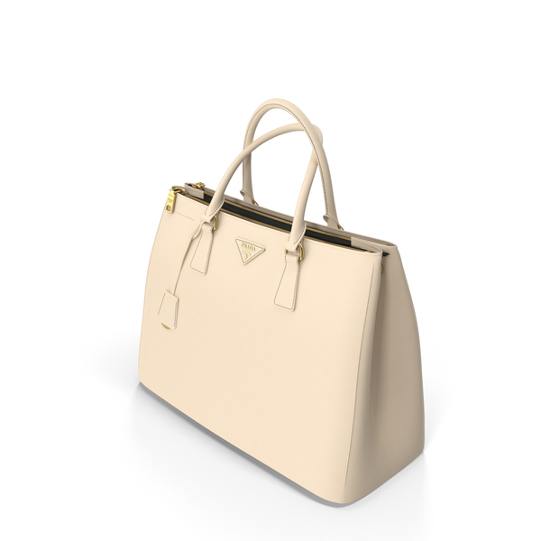 Purse: Prada Women Bag Beige PNG & PSD Images