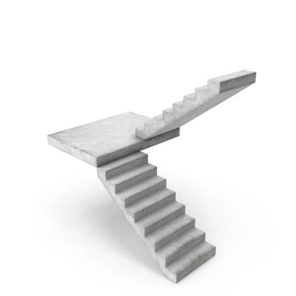 Precast Concrete Stairs PNG & PSD Images