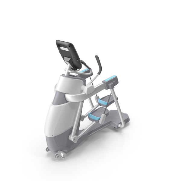 Elliptical: Precor AMT 885 Adaptive Motion Trainer PNG & PSD Images