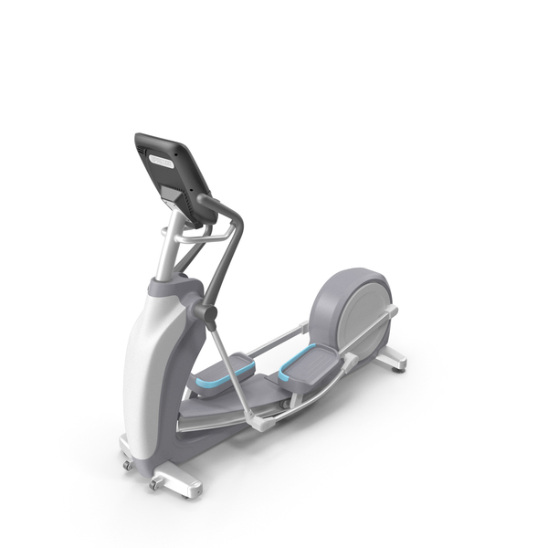 Precor EFX 885 Elliptical Fitness Crosstrainer PNG & PSD Images