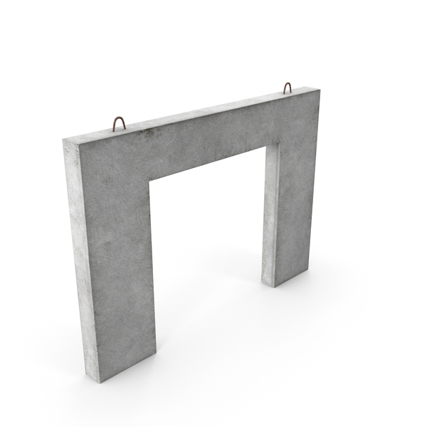 Prefabricated Concrete Panel PNG & PSD Images