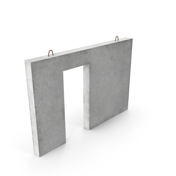 Prefabricated Precast Concrete Panel PNG & PSD Images