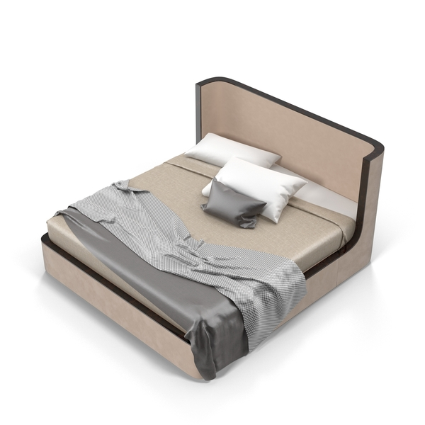 Bedclothes: Presotto Callas Bed PNG & PSD Images