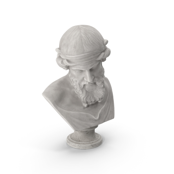 Priapus Bust PNG & PSD Images