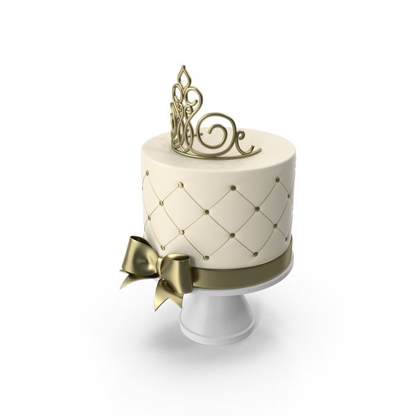 Princess Baby Shower Cake PNG & PSD Images