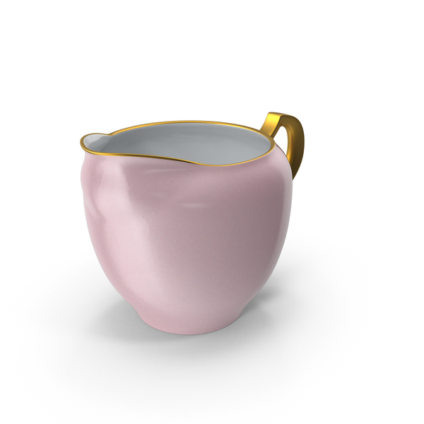 Princess Tea Milk Pot PNG & PSD Images