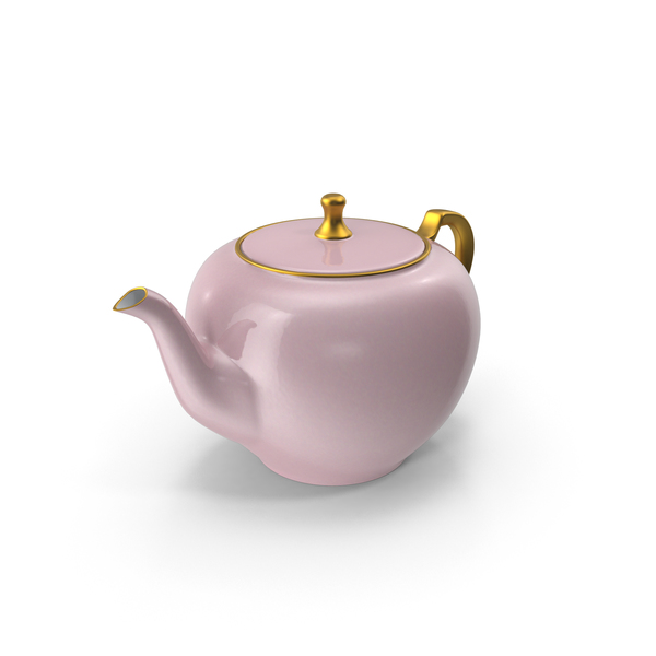 Princess Tea Pot PNG & PSD Images