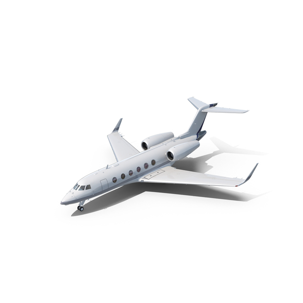 Airplane: Private Jet PNG & PSD Images