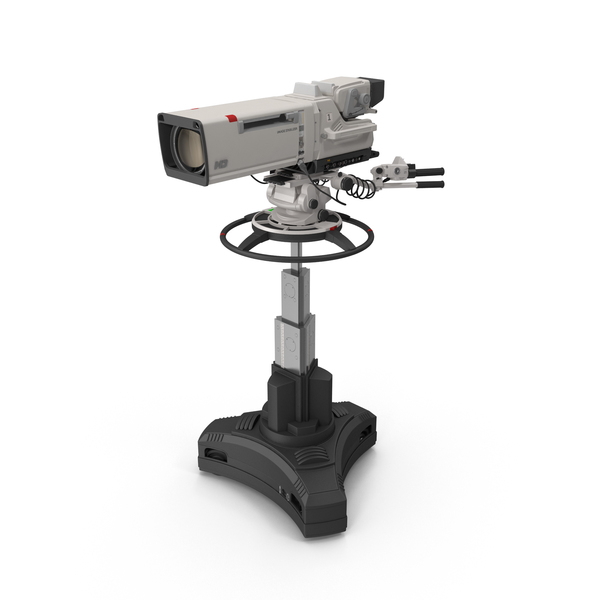 Professional HD Studio Camera Object