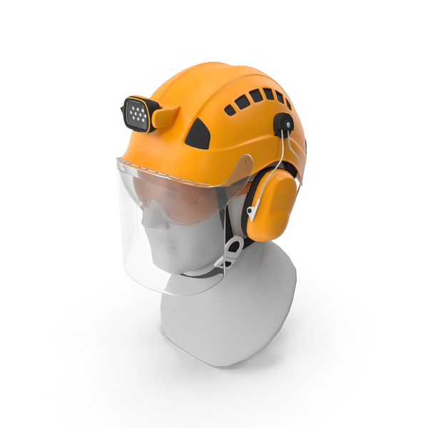 Professional Helmet With Airation For Work At Height And Rescue P... PNG & PSD Images