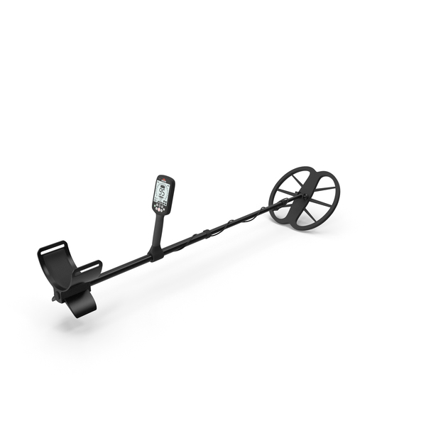 Professional Metal Detector PNG & PSD Images