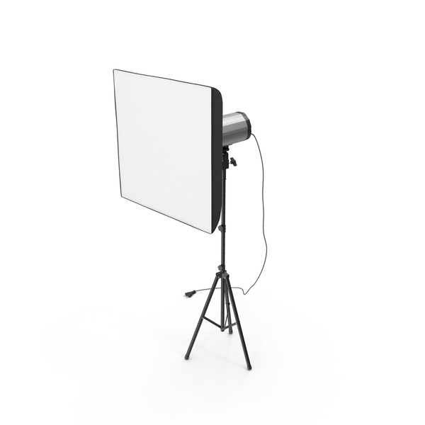 Professional Studio Lighting Softbox PNG & PSD Images