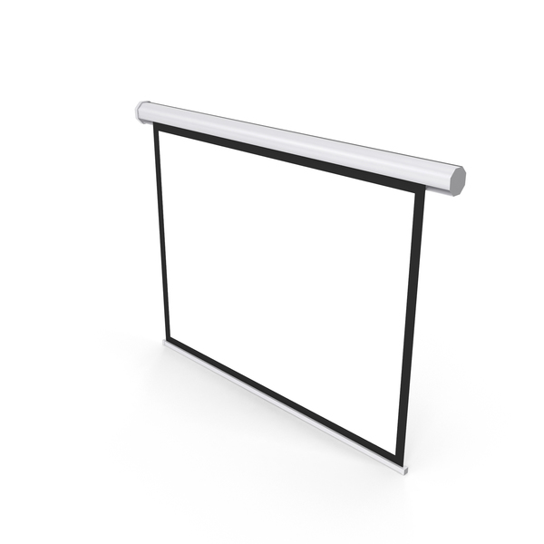 Projector Screen Object