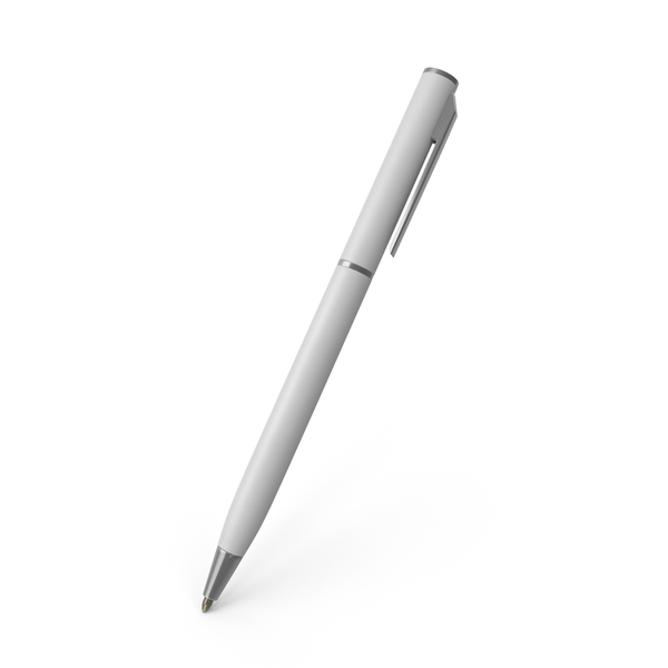 Promotional Ink Pen Mockup Object