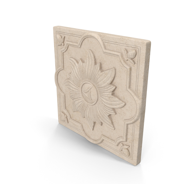 Tile: Provence Wall Plaque PNG & PSD Images