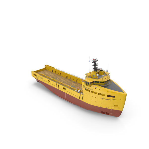PSV Ship Empty PNG & PSD Images