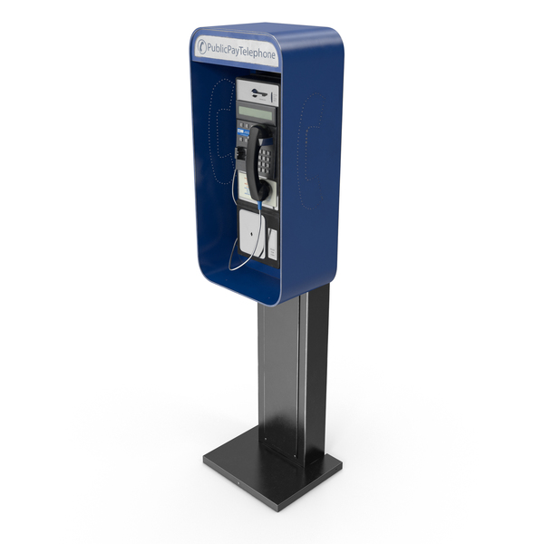 Public Pay Phone PNG & PSD Images