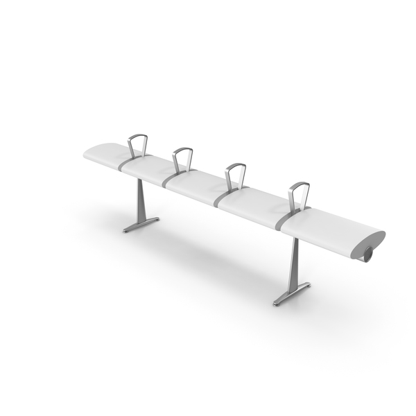 Public Seating System PNG & PSD Images