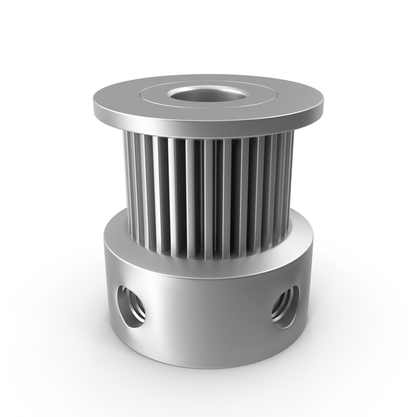 Pulley GT2 32 PNG & PSD Images