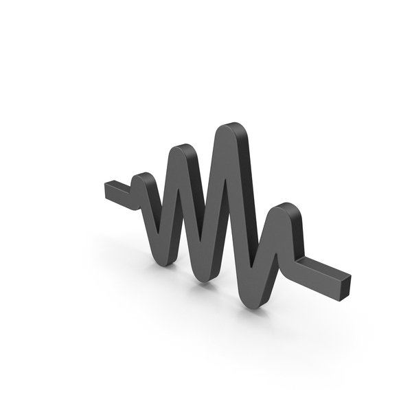 Energy Weapon: Pulse Symbol Black PNG & PSD Images