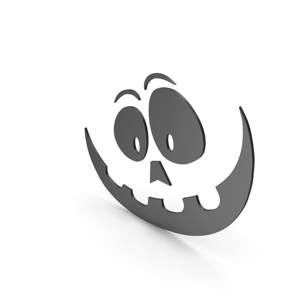 Pumpkin Figure Cartoony Black PNG & PSD Images