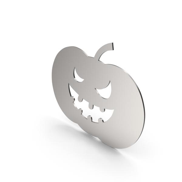 Pumpkin Figure Metal PNG & PSD Images