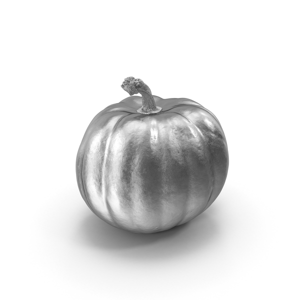 Pumpkin Silver PNG & PSD Images