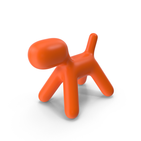 Dog: Puppy XS Statue PNG & PSD Images